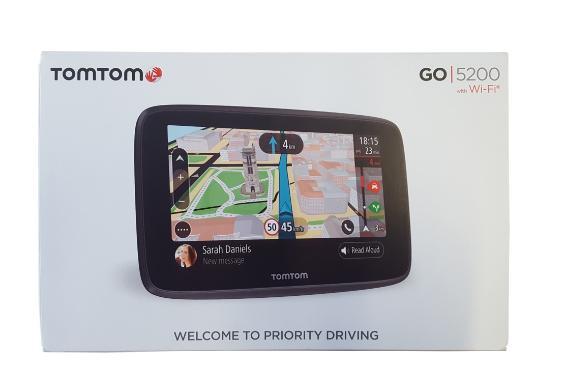 TomTom GO 5200 Navigation