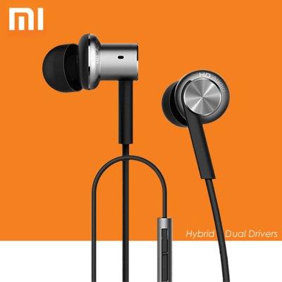 Original Xiaomi Hybrid Dual Drivers Earphones Mi IV (PVG: 25.95€)