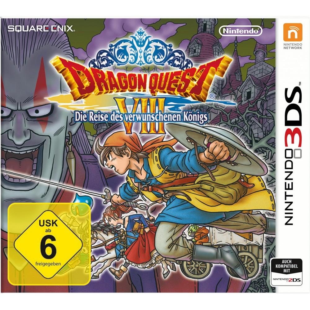 [Müller] Dragon Quest VIII - Die Reise des verwunschenen Königs (Nintendo 3DS)