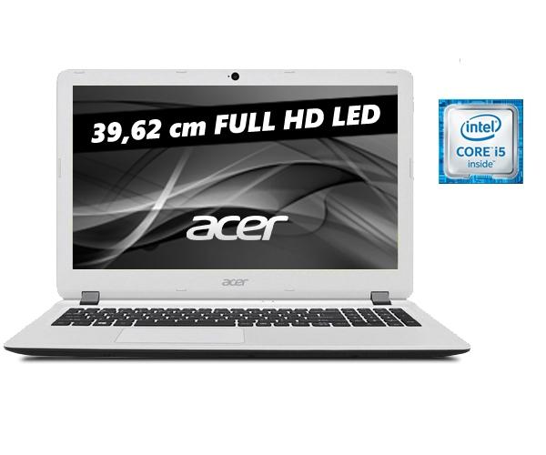 Acer Aspire ES1-572-5286 (15,6'' FHD matt, i5-6200U, 8GB RAM, 256GB SSD, Gb LAN, FreeDOS) für 479,99€ [One]