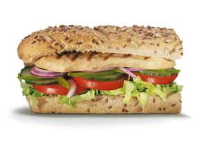Subway Chicken Breast für 2€