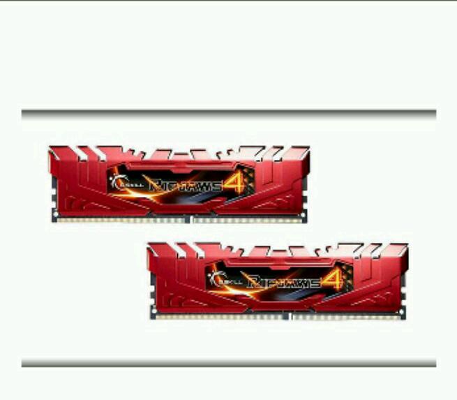 """""""RAMstag""""16GB G.Skill Ripjaws DDR4-2133 DIMM CL15 Dual Kit"""