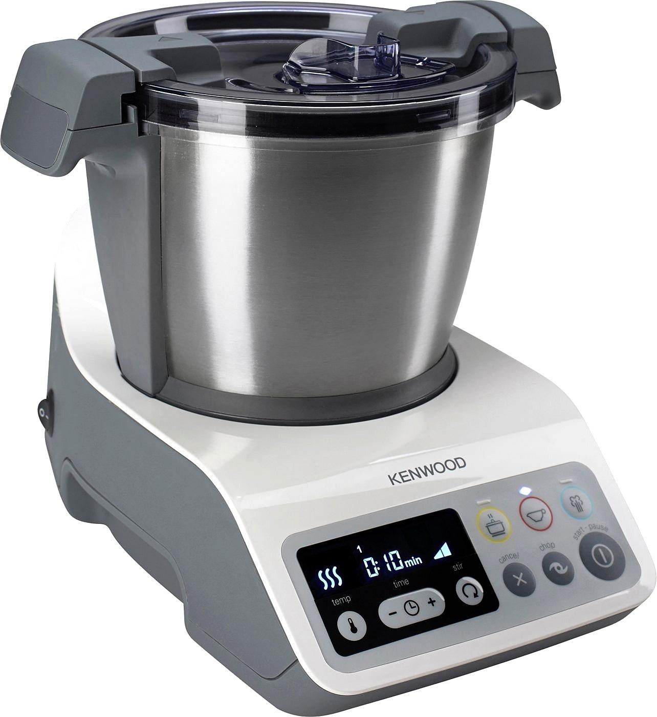 Kenwood CCC200WH kCook Kompakt-Küchenmaschine für 126,14  Euro