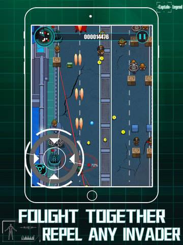 Captain Legend: Reborn [iOS] - iPhone/iPad/iPod Touch (statt 2,99-4,99 EUR)