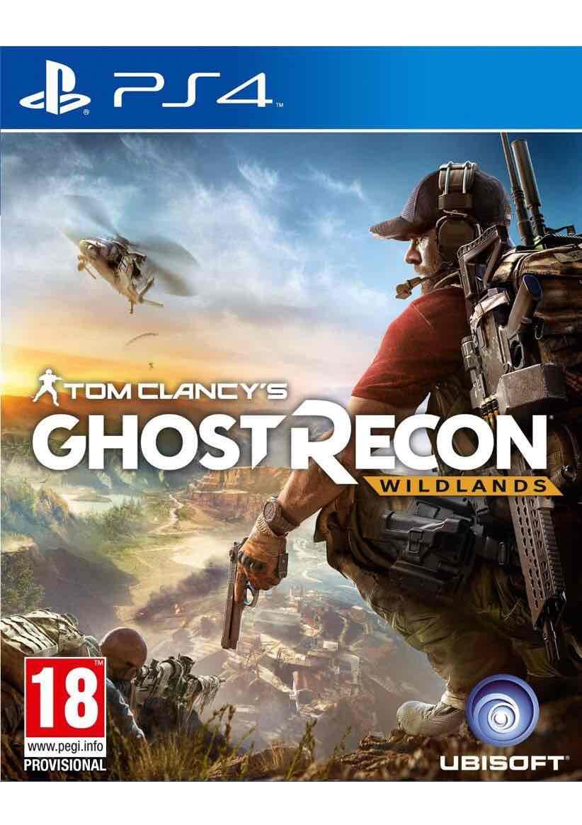 Tom Clancy's Ghost Recon Wildlands (PS4 + Xbox One) ~47 Euro mit Versand