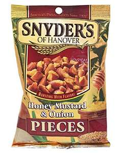 Snyders Honey Mustard & Onion - 60er Pack [Amazon Prime]