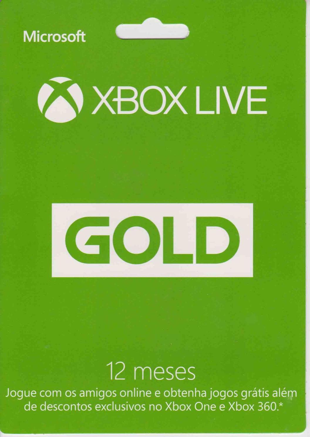 [Digitec.ch] Microsoft Xbox Live Gold (Xbox 360, Xbox One, 12Monate) für CHF 33 / EURO 30,78