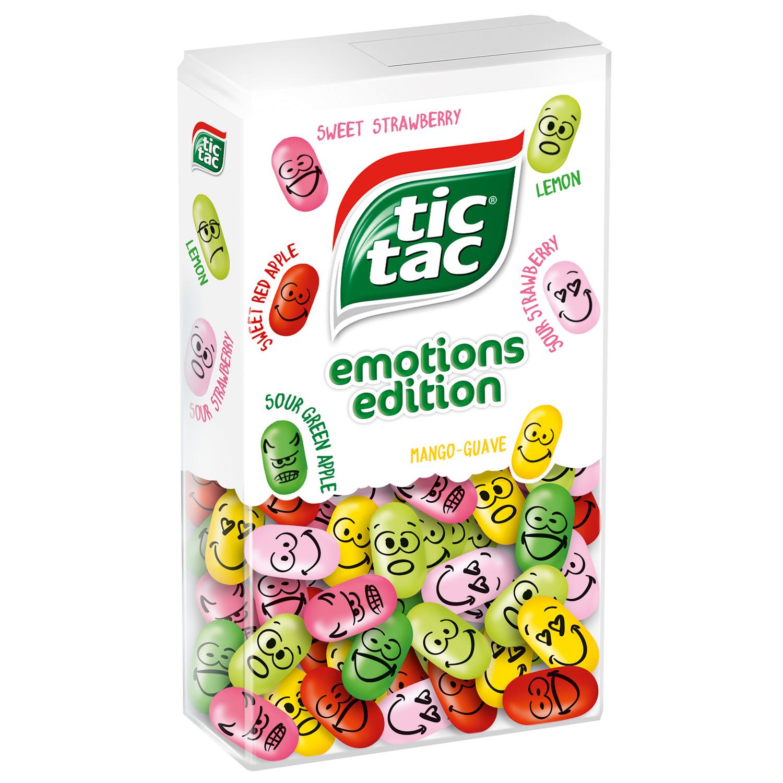 Tic Tac Emotions Edition 49g bei Penny für 0,89€ [Penny]