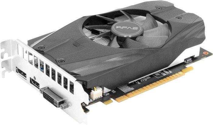 KFA² GeForce GTX 1050 Ti OC mit 4GB GDDR5 für 139,99 [One]