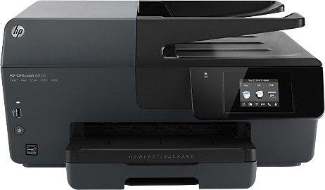 HP OfficeJet 6820 für 69€ @ NBB - Tintenstrahl-Multifunktionsdrucker