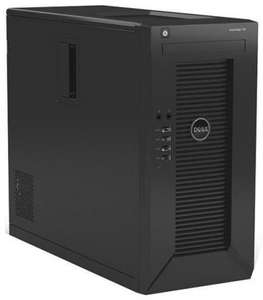 Dell Poweredge T20 (Xeon E3-1225 V3, 4GB RAM, 1TB HDD, 2x DisplayPort) für 334€ + 50€ in Superpunkten - 80€ Cashback = 254€ + Superpunkte [Rakuten]