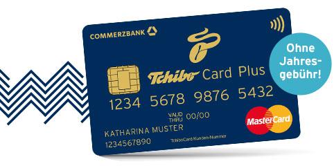 TchiboCard Plus + 20 Euro Startguthaben + 1.000 Treubohnen