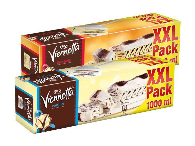 (Aldi Nord) Langnese Viennetta Eis XXL 1000ml (3. und 4.2.)