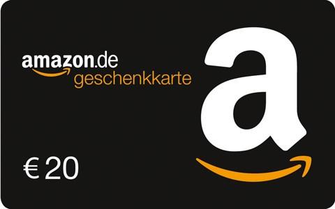 20€ Amazon Gutschein gratis für die Buchung eines Zahnarzttermin