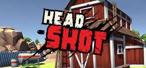 "[STEAM] Kostenloser Key für ""Head Shot"" (Early Access) (mit Sammelkarten)"