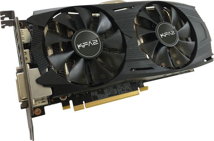 KFA² Geforce GTX 1060 EXOC mit 6GB ab 228,99€ [Harcot]