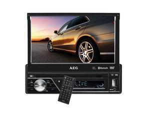 AEG AR 4026 Autoradio mit USB/17,5cm-LCD-Monitor für nur 154,80€ portofrei