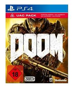 (Saturn) Doom + UAC Pack (PS4/Xbox One) für 17,99€