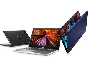 Inspiron 15 5000 Series (5567) 15,6 FHD, Intel® Core™ i5-7200U?, 8 GB DDR4, 1 TB HDD, Wlan ac + BT, 9h Laufzeit, Windows 10 für 539,09 € (Dell)