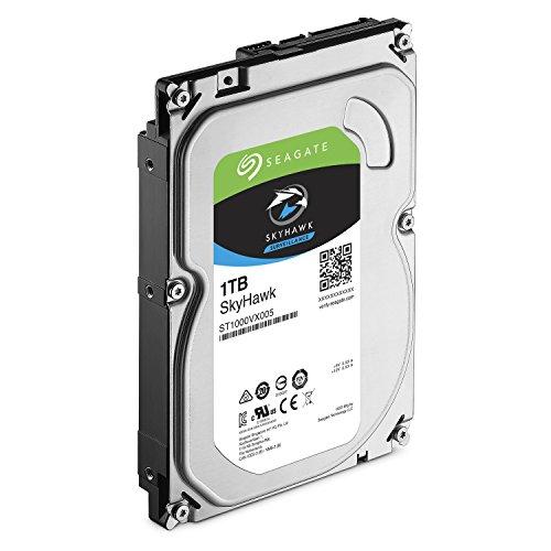 """Seagate SkyHawk 1TB (ST1000VX005) für 38,99€ @ Amazon - interne 3,5"""" Festplatte"""