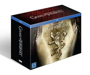 Game of Thrones Ultimate Collector's Edition Staffel 1-6 Bluray [Amazon]