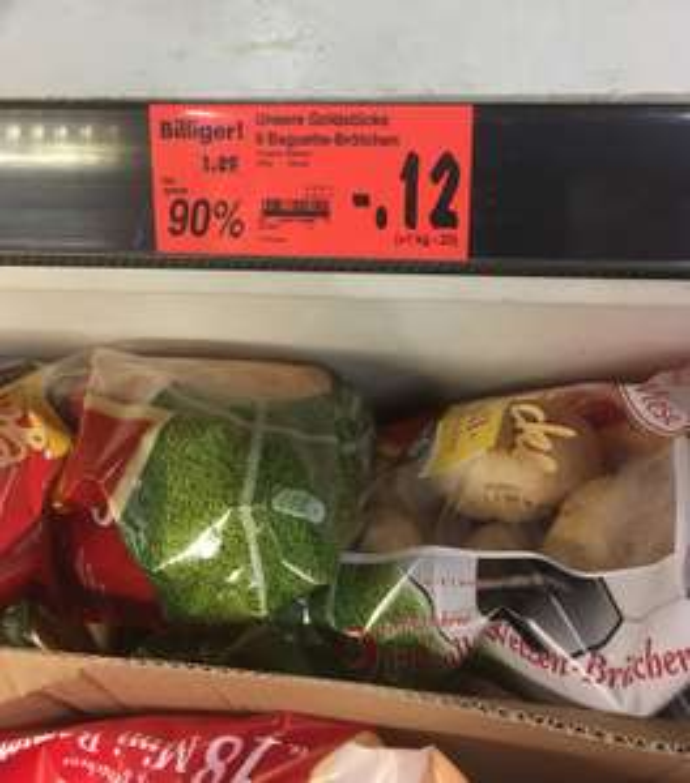 Coppenrath & Wiese Goldstücke Goldstücke für 0,12€ bei Kaufland Schwabengallerie Vaihingen