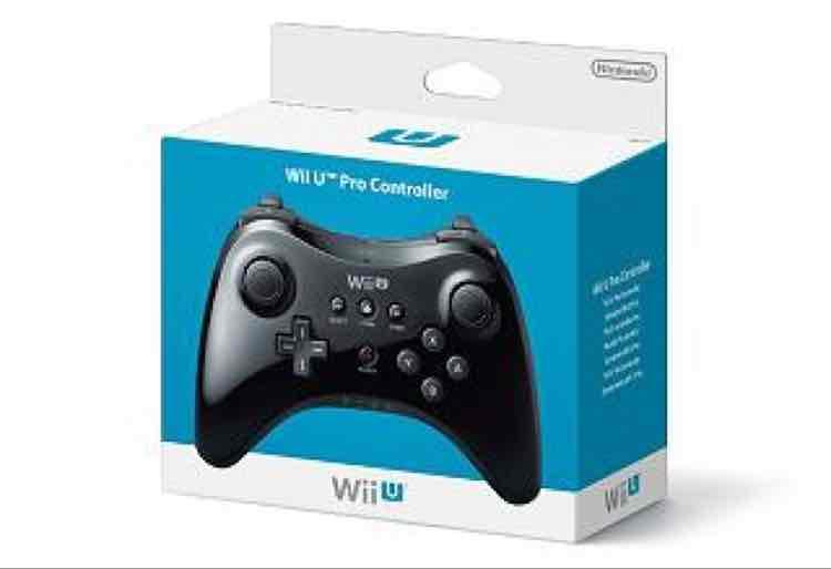 Wii U Pro Controller für 36,99 bzw. 31,49
