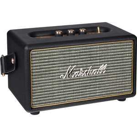 [ZackZack] Marshall Kilburn schwarz | Bluetooth Lautsprecher | 25 Watt | PVG 194,95 EUR