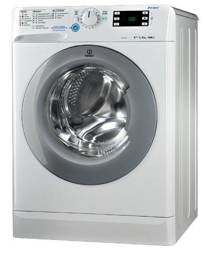 Waschmaschine A+++ 8kg, 1600 U/min, Bürstenloser Motor, Aquastop, Indesit XWE 81683X WSSS DE, incl. Lieferung Deutschlandweit