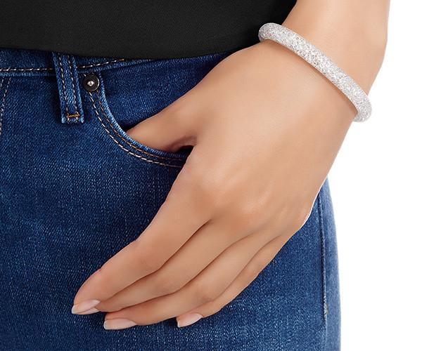 Sale im Online Shop von [Swarovski] z.B. Stardust Gray Armband für 36,45€ inkl. VSK statt 59€