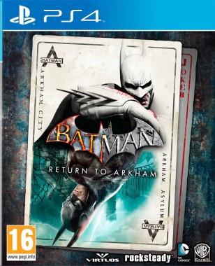 Batman: Return to Arkham (PS4) für 20,19 inkl. VSK (Gameseek)