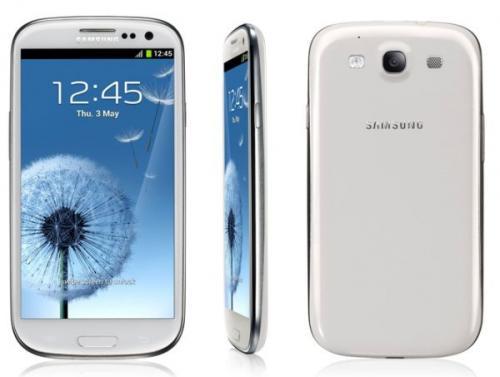 Samsung Galaxy S3 weiss @AMAZON WHD *gut* für 509 € und *sehr gut* für 529 €