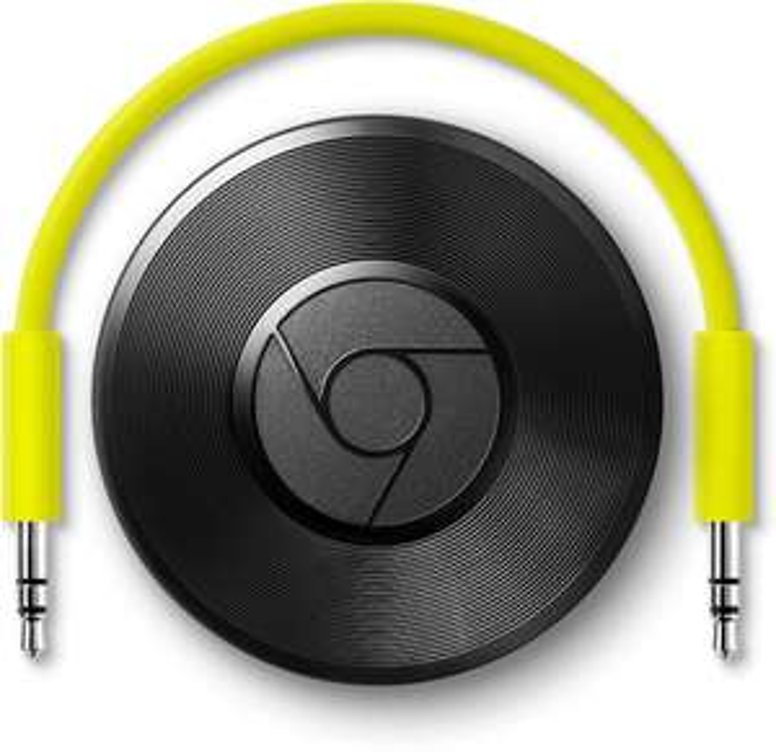 Google Chromecast Audio für 27,84 [Mymemory]