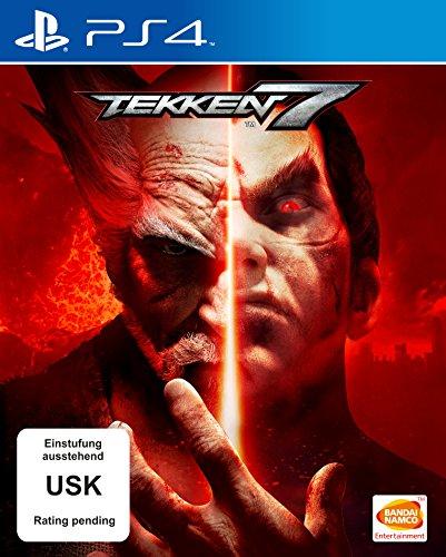 Tekken 7 Deluxe(=+Season Pass) Ps4 / Xbox One für 69,99 Amazon.de / 67,99 für Prime Mitglieder
