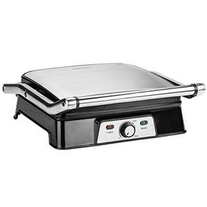 [Amazon] Ultratec 2 in 1 Kontaktgrill, 2000 Watt, WHD ab 19
