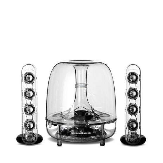 Harman Kardon SoundSticks III für 89,99 bzw. 143,10 Kabelgebunden und Bluetooth