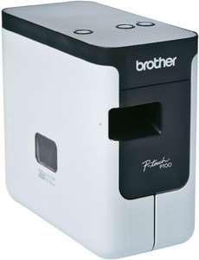 (Digitalo) Brother P-Touch P700 Beschriftungsgerät für 28,99