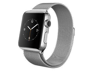 [Metacomp] Wieder da: Apple Watch MJ322FD/A mit Edelstahl Milanaise Armband (38 mm) silber