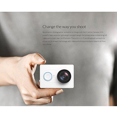 Xiaomi YI Action Cam 2K (Verkauf durch Xiaomi & Versand durch Amazon) Blitzangebot