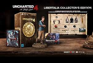 [Amazon] Uncharted 4: A Thief's End - Libertalia Collector's Edition