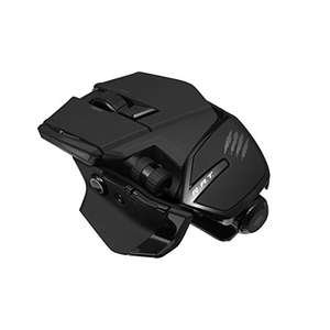 Mad Catz Office R.A.T. Wireless Maus für PC - matt schwarz (amazon Prime) *UPDATE*