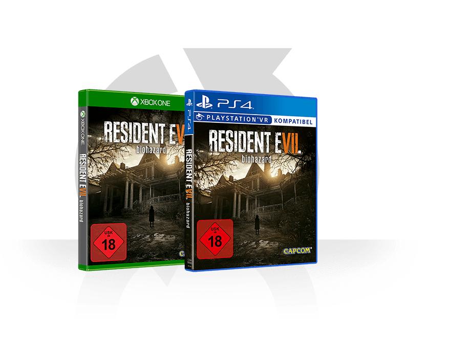 Resident Evil 7 Biohazard für eff. 19,99€ spielen (Xbox one PS4)