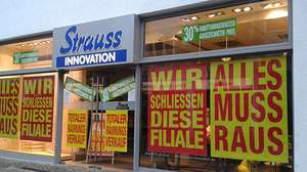 [Dresden] 20% auf alles 70% Weihnachtsdeko bei Strauss Innovation