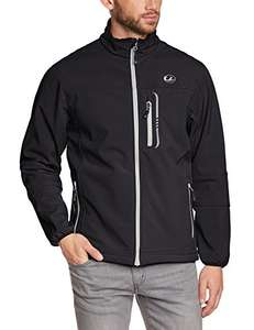 Amazon Ultrasport Herren-Funktions-Outdoorjacke Softshell Stan mit Ultraflow 5.000