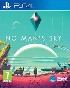 No Man's Sky PS4 für 15,00€ versandkostenfrei im Media Markt Ebay-Outlet