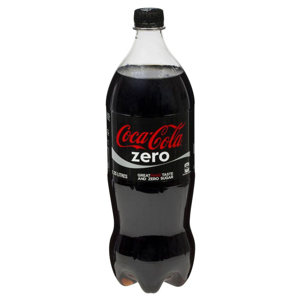 6 Pack Coke Zero (6x1,25L) kaufen und 1L (4x0,25L) gratis erhalten - LIDL Heidelberg Handschuhsheim, eventuell bundesweit