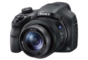 [Photospecialist] Sony DSC-HX350B Bridge-Kamera mit 50-fach optischem Zoom (idealo 449€)