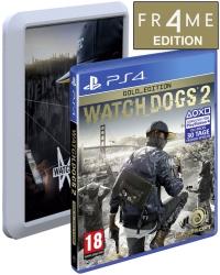 Watch Dogs 2 Gold FR4ME Edition für nur € 55,98 inkl. VSK