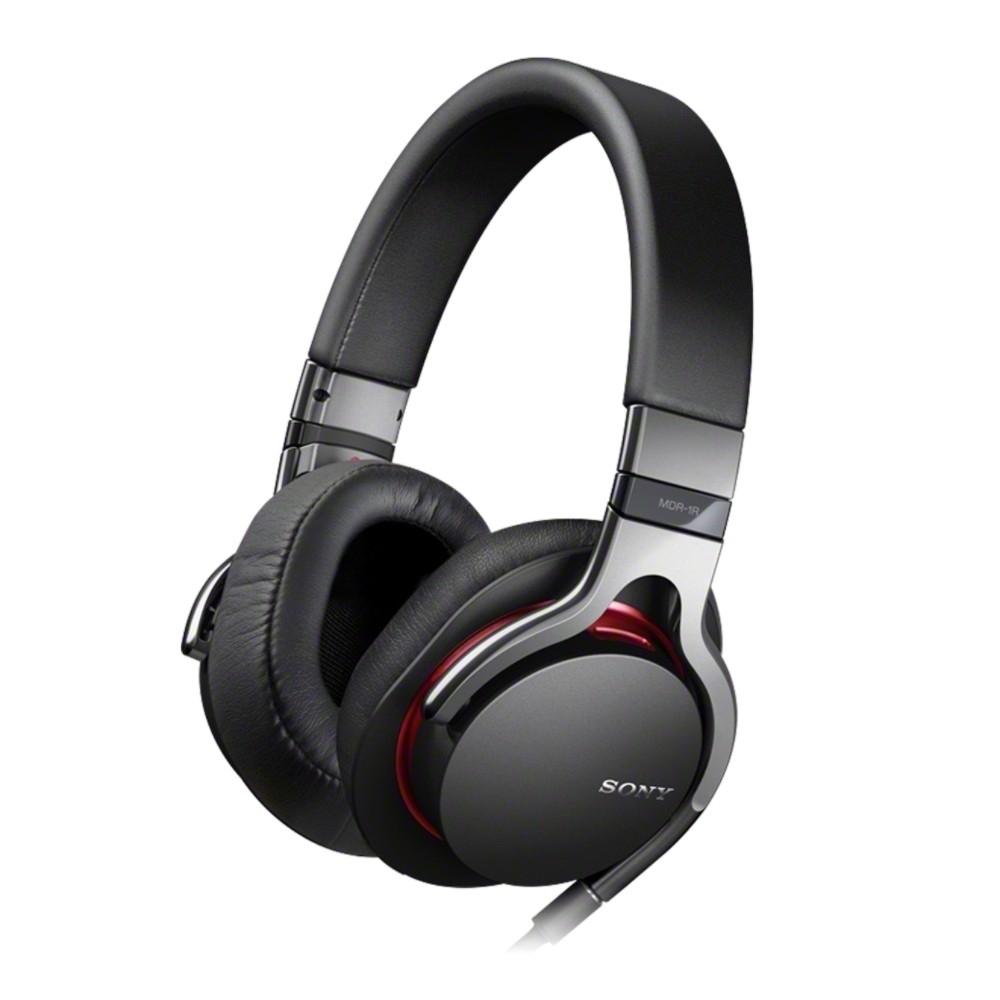 [Technik-Profis] Sony MDR-1 RB Kopfhörer mit Kabel schwarz