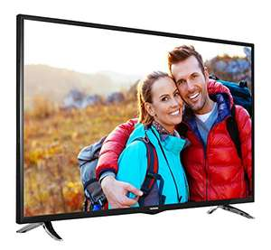 [Amazon] Telefunken XF55A401 140 cm (55 Zoll) Fernseher (Full-HD, Triple Tuner, DVB-T2 H.265/HEVC, Smart TV, Netflix)